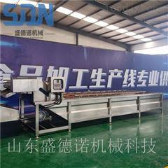 SDN-800新疆净菜加工项目设备