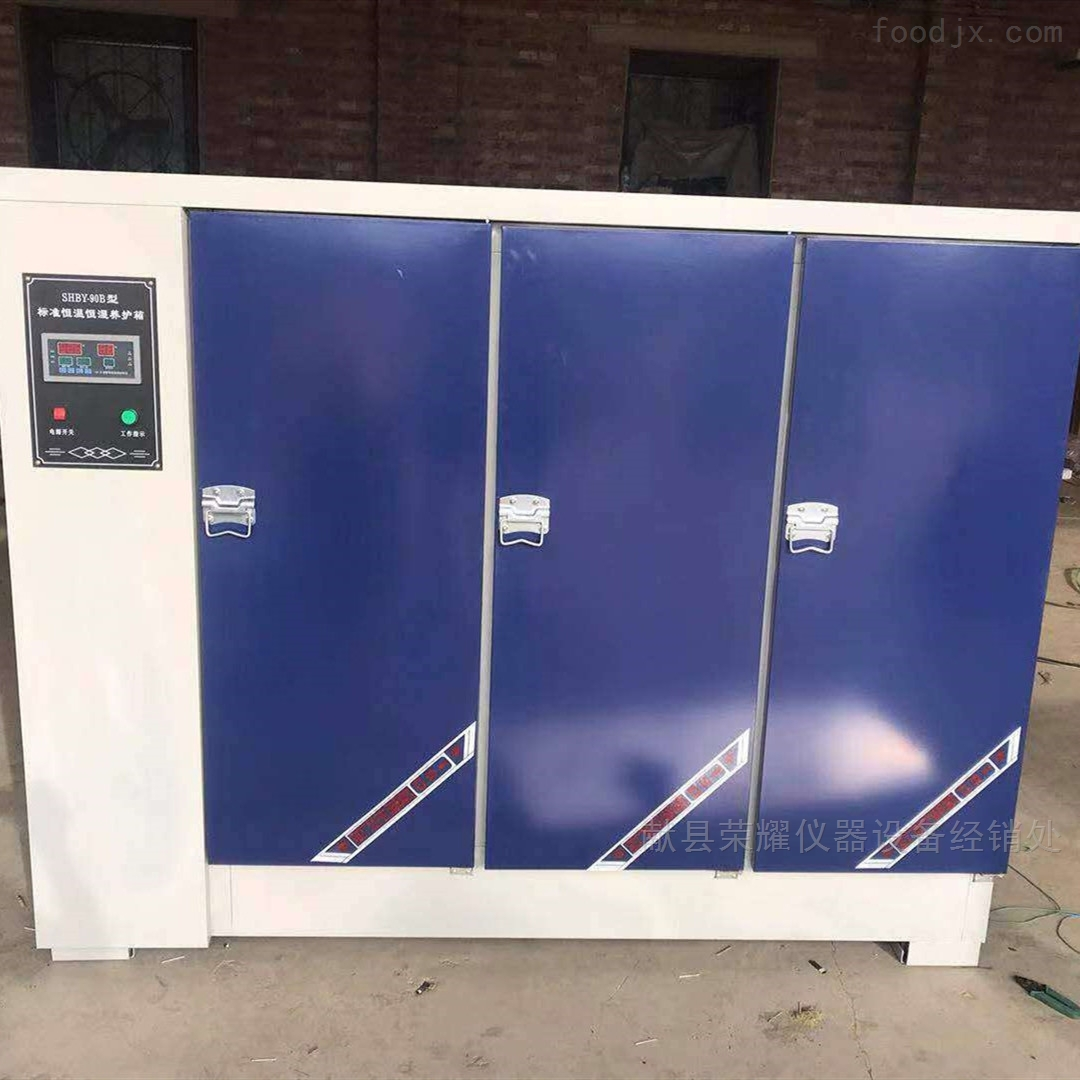 90B标准恒温恒湿养护箱