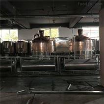 1000升自酿啤酒设备 酿酒机器