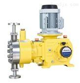JYSZ系列液壓力高隔膜式計量泵說明書