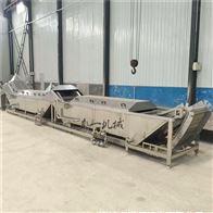 JG-8000全自动速冻玉米加工流水线