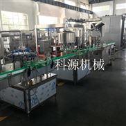 全自动中小型玻璃瓶果汁饮料生产线设备