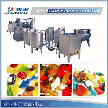 QH300QQ软糖生产线