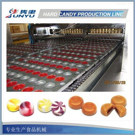 硬糖冲模生产线