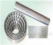 不锈钢绕丝筛管 圆柱形滤管