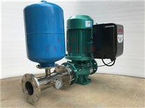 沃德单泵变频恒压管道泵背负式变频泵