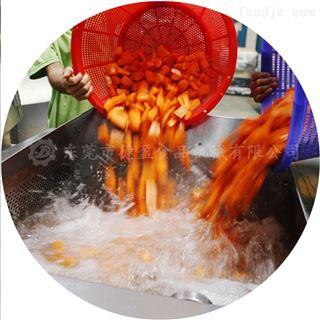 DY-DC730食堂瓜果蔬菜单槽洗菜机清洗机设备