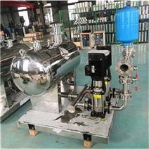 無負壓供水設備 罐式疊壓變頻設備