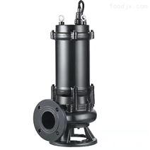 博水WQGN雙刀切割污水泵系列