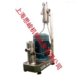 GRS2000/4水果味西点酱真空乳化机