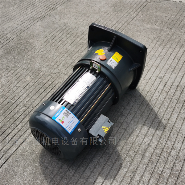 立式安装晟邦齿轮减速机
