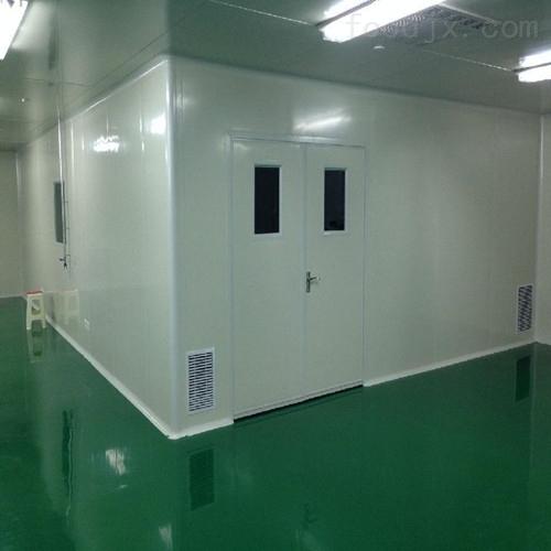 东营锂电池无尘室设计对部件和配件安装