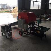 固定式青贮打捆机 全自动玉米秸秆打包机