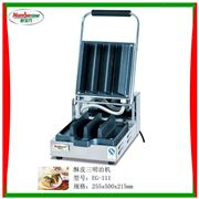 EG-111台式商用酥皮三明治机