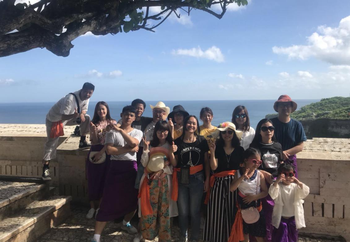 興旺寶明通員工享旅游福利 開啟為期五天的巴厘島之旅