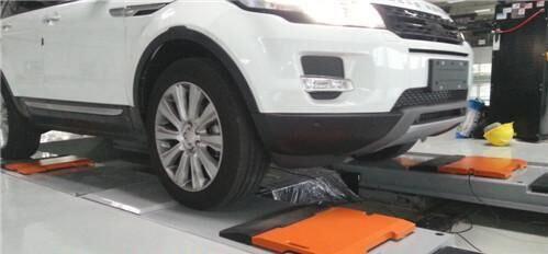 车辆轮重仪