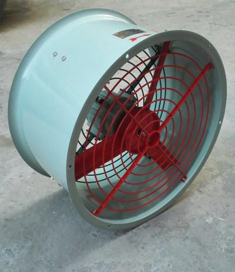 防爆轴流风机型号报价和安设解释