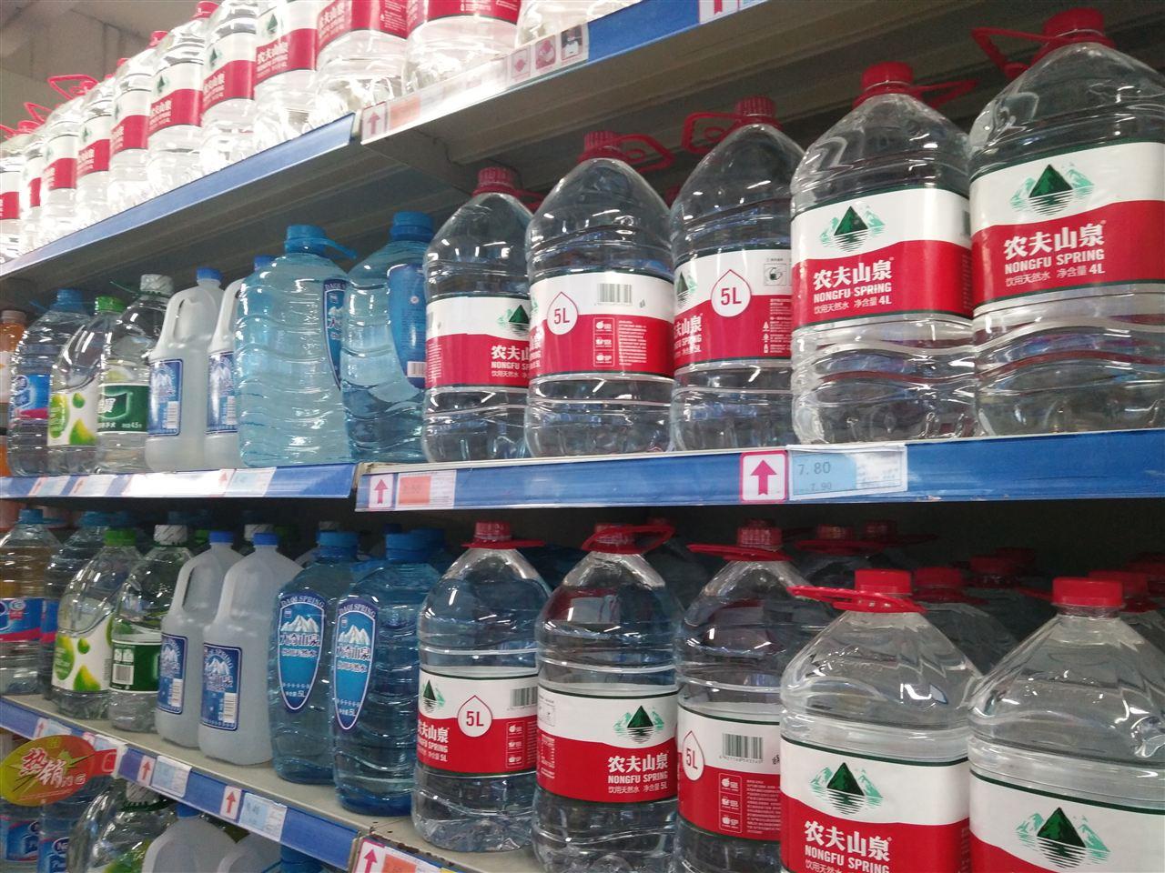 包装饮用水品类繁多难辨别 水处理设备为您答疑解惑