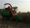 茎穗兼收玉米收割机器