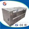 LJ-1000马蹄毛辊清洗去皮机不锈钢土豆清洗机