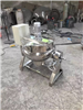 KF-200L多功能导热油加热夹层锅